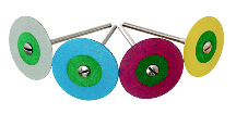 Pack of 100 Pacific Abrasives CO-35x0.7 Aluminum Oxide Cutting Discs